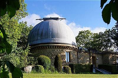 The observatoire of Neuchâtel