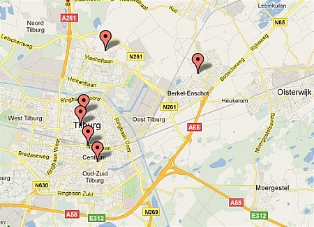 MUSEUMS IN TILBURG