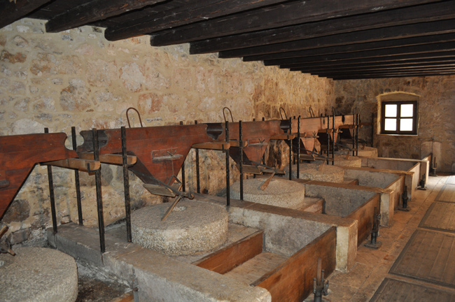 grainmills in Croatia